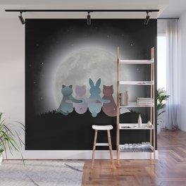 Moon Gathering Wall Mural