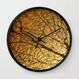 GoldenCola Wall Clock