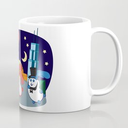 Ernest and Coraline   I love Illinois Coffee Mug