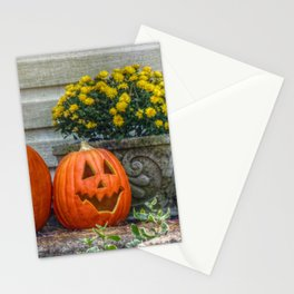 Autumn Scene Stationery Cards