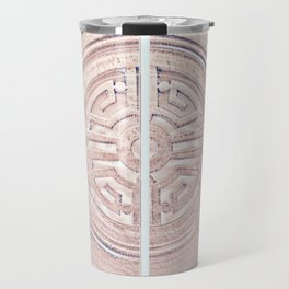 Geometry of a Ginger Jar III - series Travel Mug