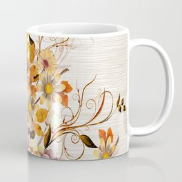 Fall Flower Centerpiece Coffee Mug