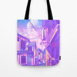 City Pop Kyoto Tote Bag