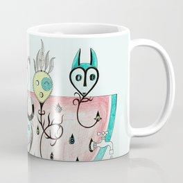 Watermelon eyes. Coffee Mug