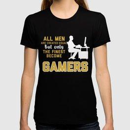 Funny Gamer Tshirt T-shirt