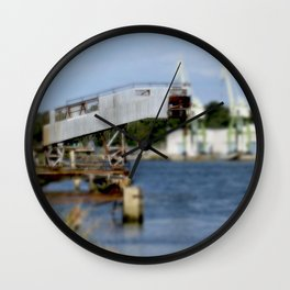 Requejada Port Wall Clock