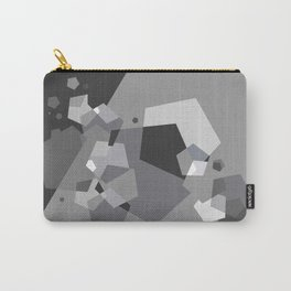 Grayish - Abstract #society6 #decor #buyart Carry-All Pouch