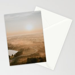 Kentucky from a Hot Air Balloon Stationery Cards