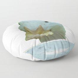 Peeking Duck Vector Floor Pillow