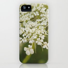 The Queen's Lace iPhone Case
