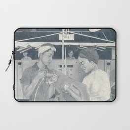 Women at Work Laptop Sleeve