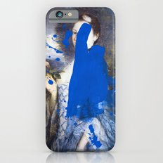 Blue Bomb iPhone 6 Slim Case