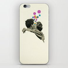 First Kiss iPhone & iPod Skin