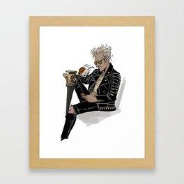 Rat fashion Framed Art Print