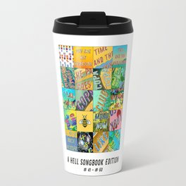 Hell Songbook Edition Complete # 41-60 Travel Mug