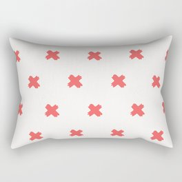 cross (7) Rectangular Pillow
