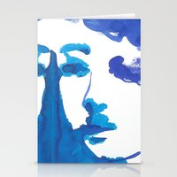 mirror Stationery Cards featuring mirror by Zsofi Porkolab
