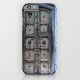 Doors Of Rajasthan IV iPhone Case