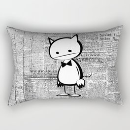 minima - au diable Rectangular Pillow