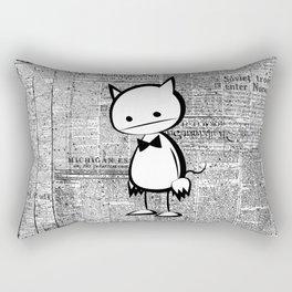 minima - au diable Rectangular Pillow