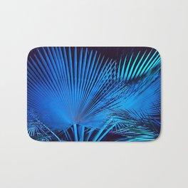 Blue Palms Bath Mat