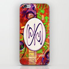 Jenny (#TheAccessoriesSeries)  iPhone & iPod Skin