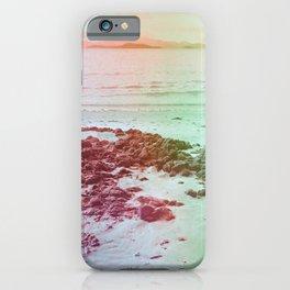 Surreal Beach iPhone Case