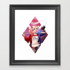 Puddin' Framed Art Print