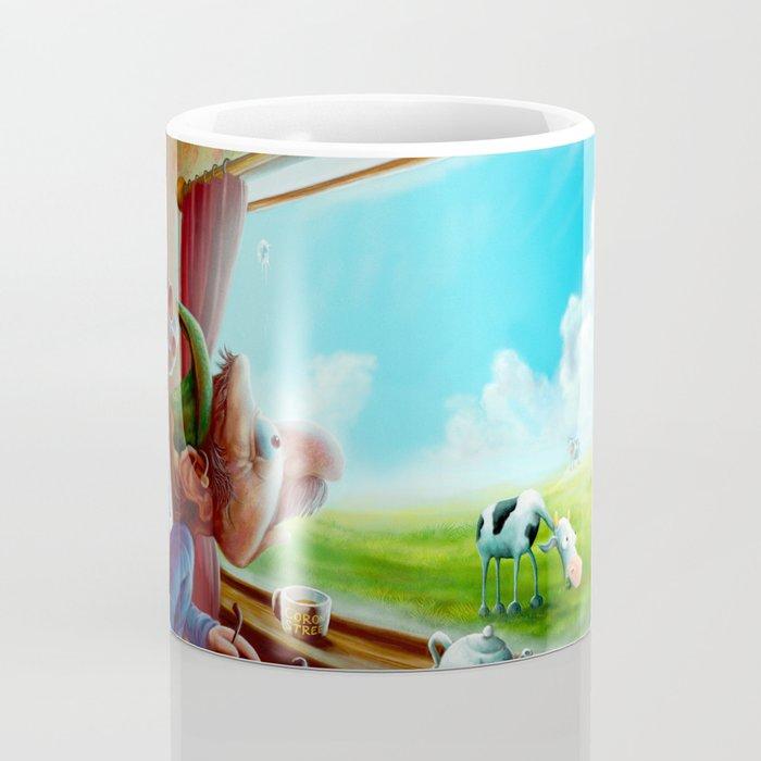 Mavis Steals the Crown Jewels Coffee Mug