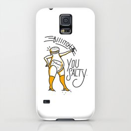 Salty Bitch iPhone Case