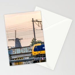 Sunrise Commute Stationery Cards