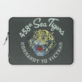 458th Sea Tigers Laptop Sleeve