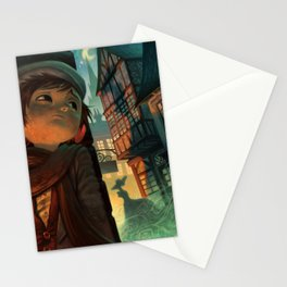The Vanishings Stationery Cards