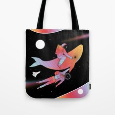 Coexistentiality 4 (A Journey Through Space and Time) Tote Bag