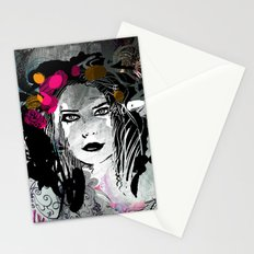 Black Stationery Cards