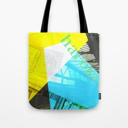 Story of the Roads - 2 Tote Bag