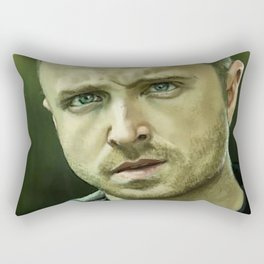 Pinkman Rectangular Pillow