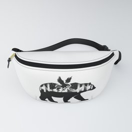THE BEAR AND THE EAGLE Fanny Pack