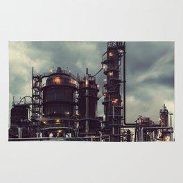Ominous Refinery Rug
