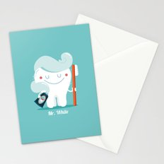Mr.White Stationery Cards
