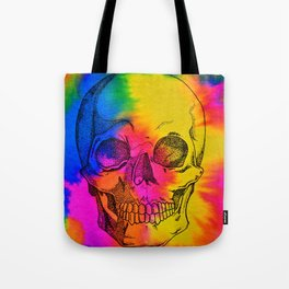 Ode To Skully Tote Bag