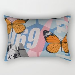 RTFCLLY FLVRD 1969 Rectangular Pillow
