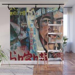 Tokyo Film Poster Wall Mural