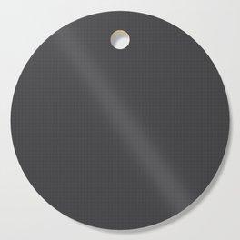 Black & Grey Simulated Carbon Fiber Cutting Board