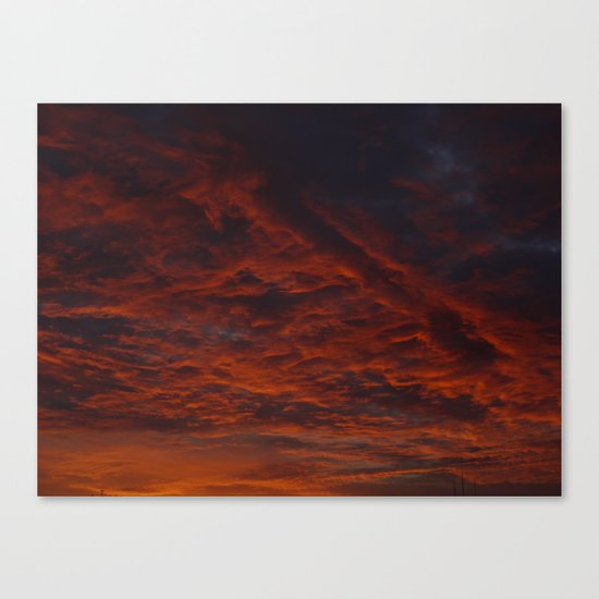 Sunset II Canvas Print