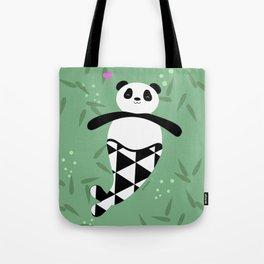 Merpanda Tote Bag