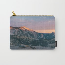 Sierra Nevada Sunset Carry-All Pouch