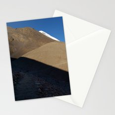Morning Light Path to Thorung La Stationery Cards