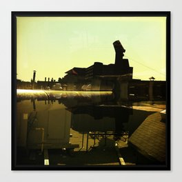 Usine 1 Canvas Print