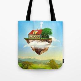 Joseph's Moving Castle Tote Bag
